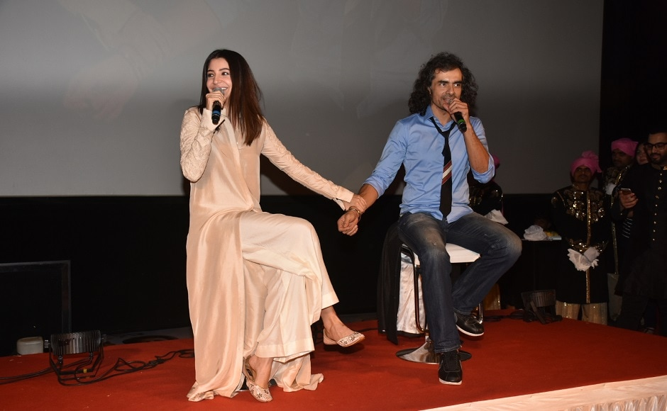Jab Harry Met Sejal marks the first collaboration between Anushka and Imtiaz