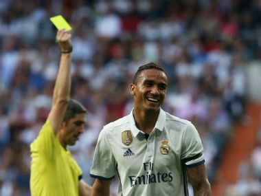 Premier League: Manchester City look set to sign Real Madrid full-back Danilo for £26 million
