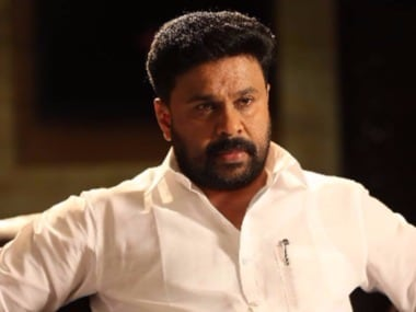 File image of Malayalam actor Dileep. Image via Facebook