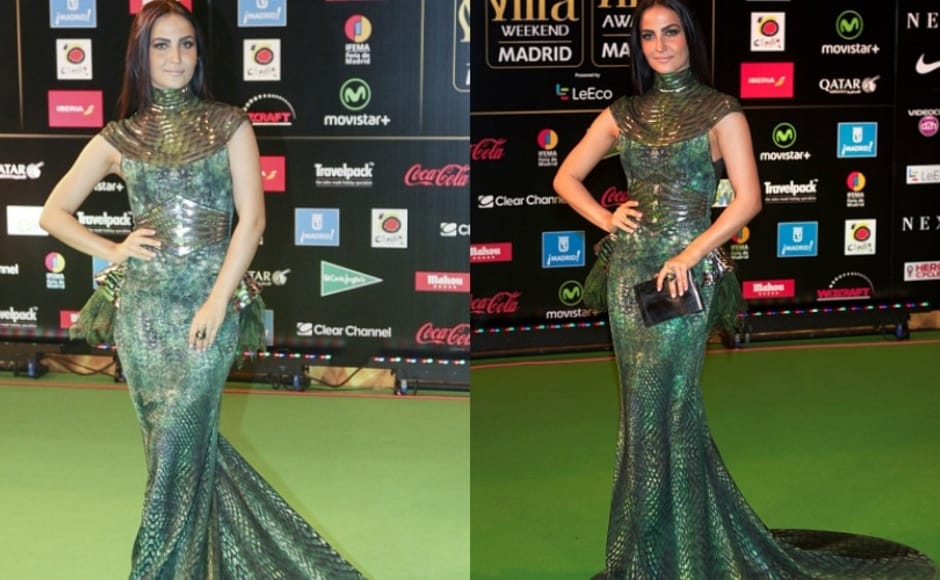 Elli Avram at IIFA 2016 - Worst Dressed