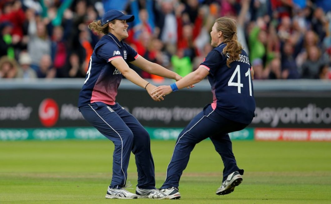 Shrubsole took her last five wickets off just 19 balls  to swing the match decisively. Reuters