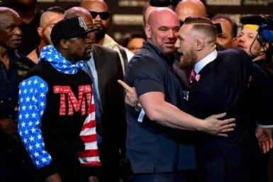 This fight is expected to break all the previous PPV records. Credits: The Mirror(UK)