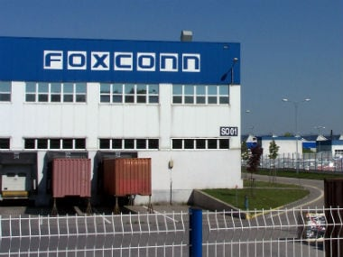 Foxconn is building a factory at Wisconsin. Wikimedia