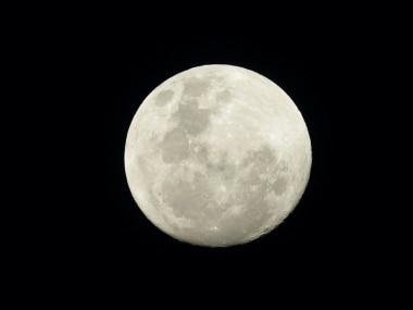 Moon. Reuters.