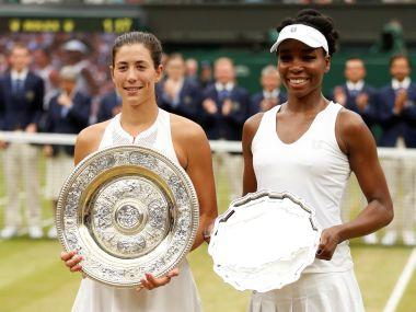 Wimbledon 2017 women's final, highlights: Garbine Muguruza beats Venus Williams for 2nd Grand Slam trophy