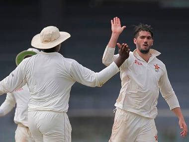 Former Zimbabwe captain Graeme Cremer takes international break for family commitments