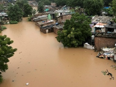 Rajasthan rains: Flood-like situation in parts of state, rescue operations on, says official