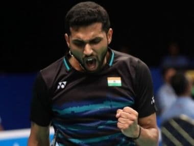 US Open GPG: HS Prannoys superior fitness helps him halt Parupalli Kashyap's gallant run in all-Indian final