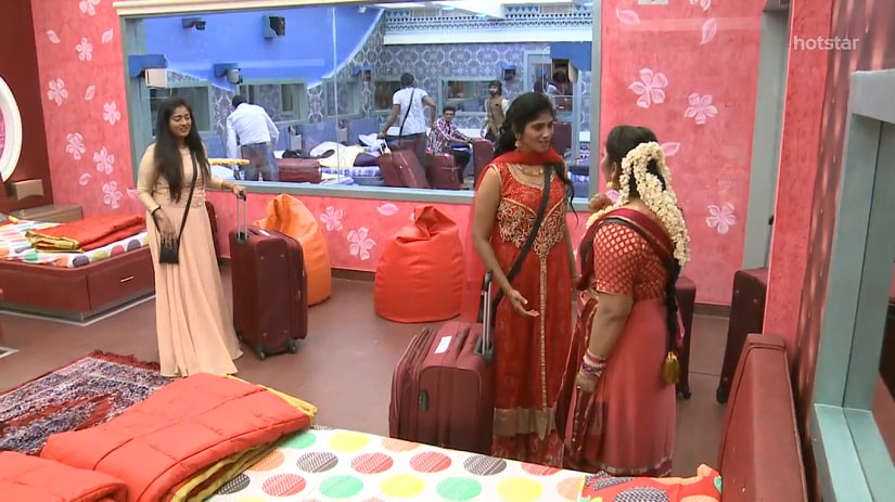Harathi's harrassment of Julie hasn't gone down well with viewers.