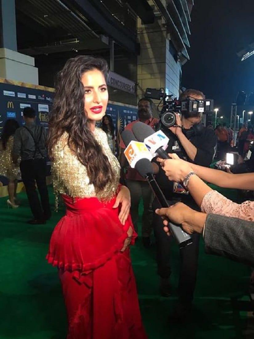 Katrina Kaif to perform at IIFA Awards 2017
