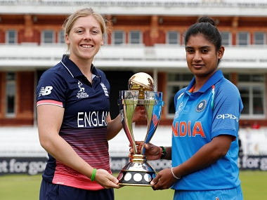 ICC Women's World Cup final 2017, India vs England, highlights: England clinch 4th title