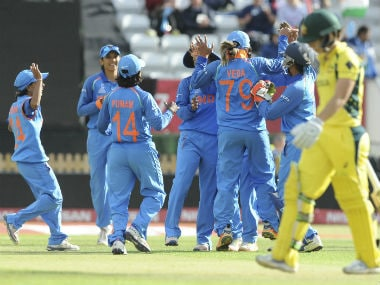 ICC Womens World Cup 2017: Telangana CM hails Mithali Raj-led India for storming into final