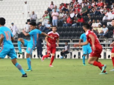 AFC U-23 Qualifiers: India overpowered by physically superior Syria in opening match