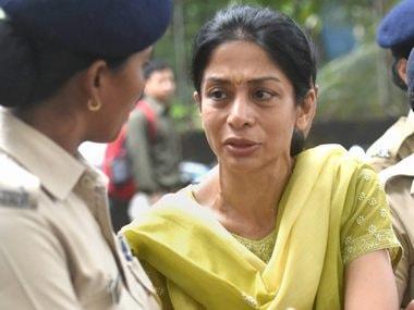 Sheena Bora murder case accused Indrani Mukerjea. PTI