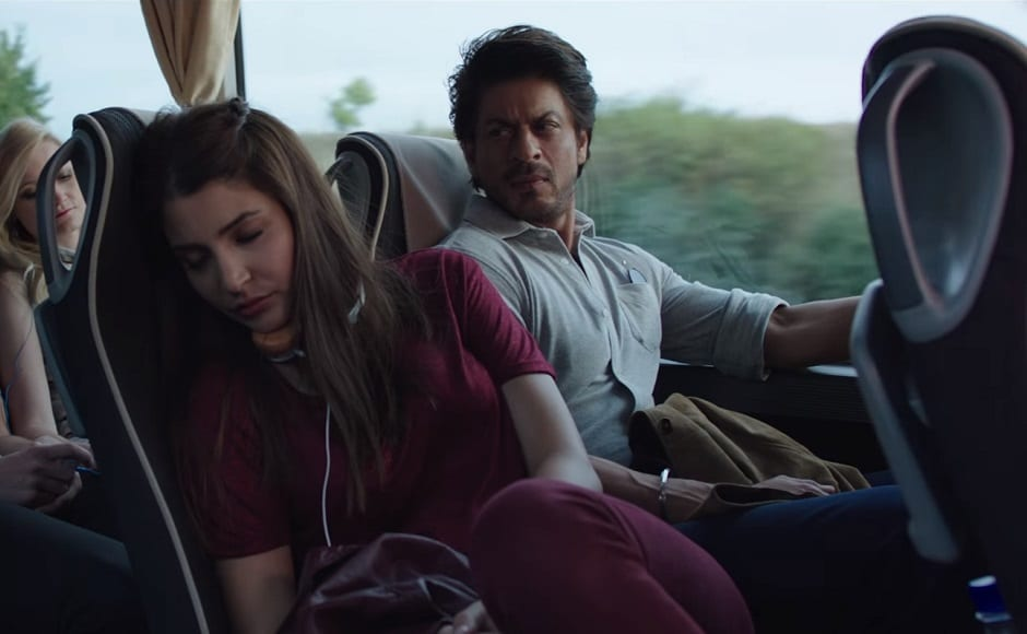 A still from the trailer of Jab Harry Met Sejal. Youtube screengrab