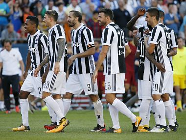 International Champions Cup: Juventus edge past rivals AS Roma in dramatic penalty shootout