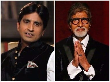 Kumar Vishwas-Amitabh Bachchan row shows artists themselves have little respect for copyright