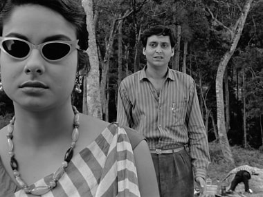 Still from Satyajit Ray's Kapurush (The Coward)