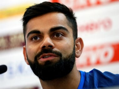 India vs Sri Lanka: Virat Kohli says Shikhar Dhawan, Abhinav Mukund shouldnt feel pressure in 1st Test