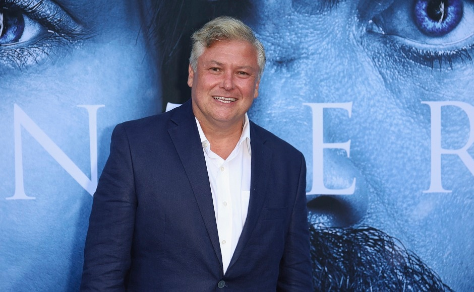 Conleth Hill. Photo by AP