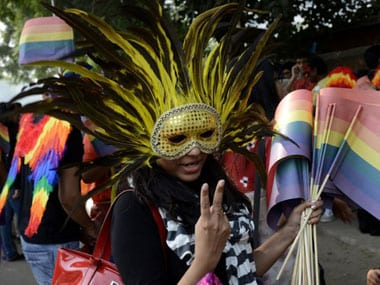 Madrid global gay pride parade: Thousands march under tight security