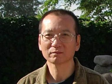 File image of Liu Xiaobo. Image courtesy: IBNLive