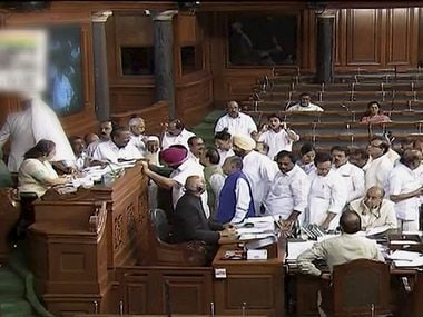 Monsoon Session of Parliament Day 7: Opposition likely to protest suspension of 6 MPs from Lok Sabha; govt gears up for fight