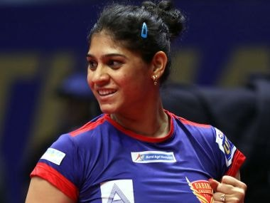 Ultimate Table Tennis 2017: Madhurika Patkar, Sathiyan Gnanasekaran shine for Dabang Smashers