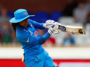 ICC Womens World Cup final 2017: Mithali Raj feels nerves got the better of the Indian team
