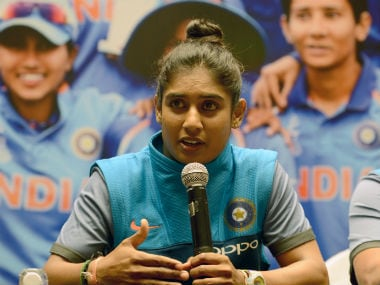 File image of India's captain Mithali Raj. AFP