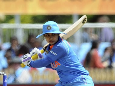 Mithali Raj became the first batswoman to score 6,000 ODI runs. AP