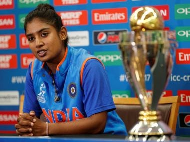 ICC Womens World Cup 2017: Mithali Raj expects a run-fest in India-England final at Lords