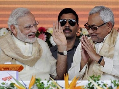 Nitish Kumar joins post-Vajpayee NDA: Will Bihar CM be able to blend in with Narendra Modis ideology?