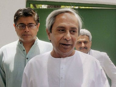BJP seeks cancellation of Naveen Patnaiks Assembly membership for allegedly misusing govt machinery