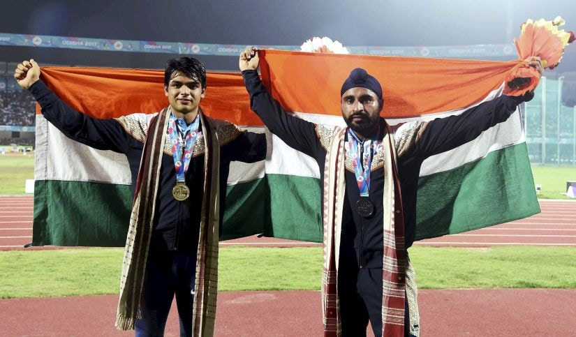 Asian Athletics Championships: Neeraj Chopra, G Lakshmanan defy odds to show appetite for big stage