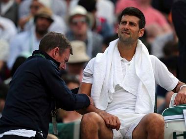 Former World No 1 Novak Djokovic to miss the rest of 2017 season due to elbow injury