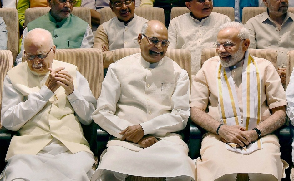 Bharatiya Janata Party held its Parliamentary party executive meeting on Sunday to discuss the NDA candidate for the upcoming vice-presidential election. PTI