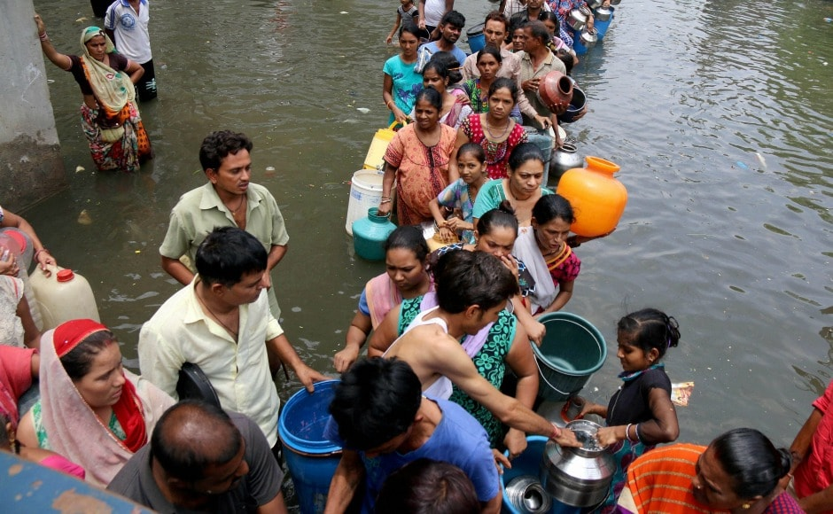 Gujarat floods: Over 100 dead, thousands displaced as heavy rains disrupt normal life across state