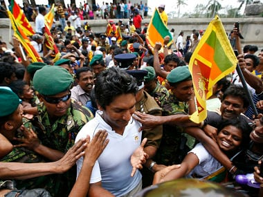 Sri Lanka sports minister ready to probe 2011 World Cup final match-fixing allegations