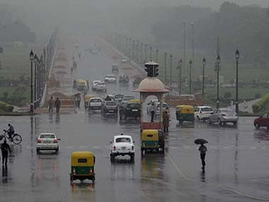 Odisha to experience heavy rains in next 48 hours due to formation of depression