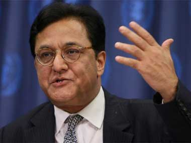 Yes Bank MD & CEO Rana Kapoor. AFP