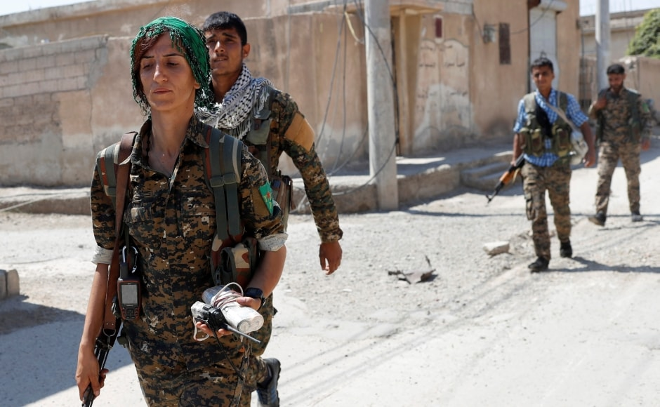 The People's Protection Unit is the home grown defense forces of the Kurdish area of Syria. It emerged after the Civil War erupted in Syria and started to spill over into Syrian Kurdistan, now known as Rojava, or Western Kurdistan. Reuters