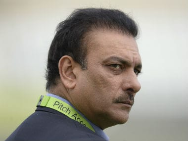 Ravi Shastri had earlier served as Team Director between 2014 and 2016. Reuters