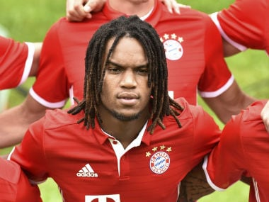 Renato Sanches could possibly leave Bayern Munich to join Manchester United or AC Milan. Reuters
