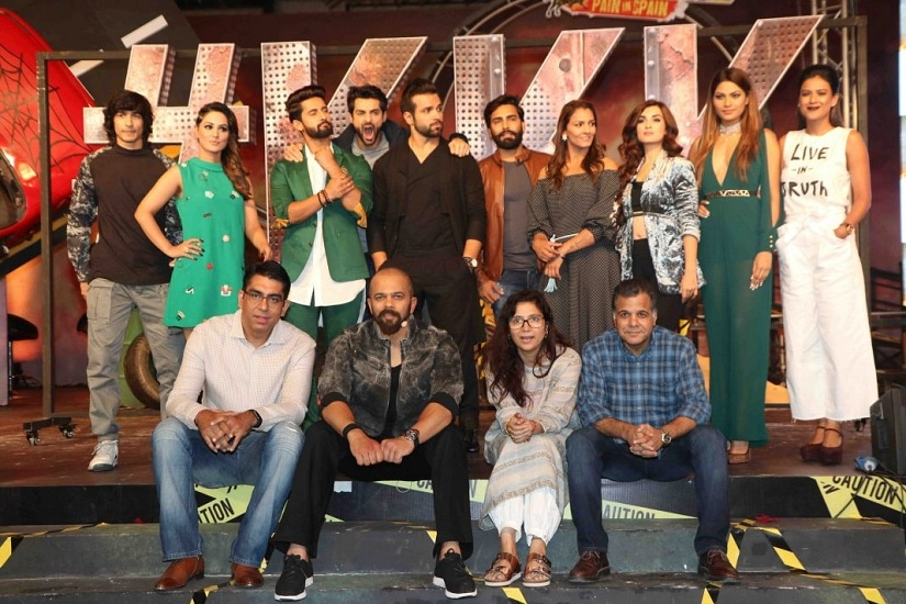 Khatron Ke Khiladi Season 8 contestants on their fear, phobia and never-give-up mantra