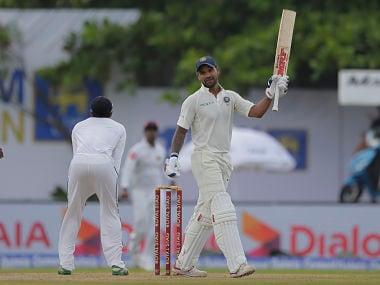 India vs Sri lanka, 1st Test, Day 1: Shikhar Dhawan slams fifty as visitors dominate 1st session