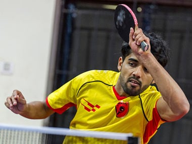 Ultimate Table Tennis (UTT) 2017, highlights: Falcons TTC hand Oilmax Stag Yoddhas heavy drubbing to win the tie 22-5