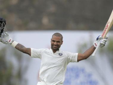 File image of Shikhar Dhawan. AP
