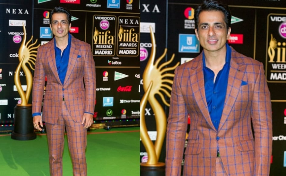 Sonu Sood at IIFA 2016 - Worst Dressed