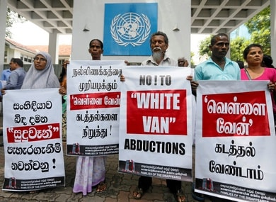 State-sponsored torture of Tamils routine and endemic in Sri Lanka, reveals UN fact-finding mission